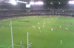 AFL Carlton Telstra Dome July 2006
