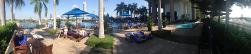 Chatrium Hotel Pool Thailand