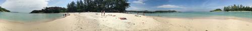 Choeng Mon Beach Thailand