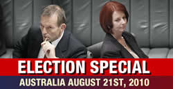 tony abbott and julia gillard election 2010