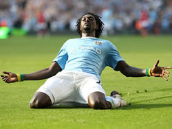 Emmanuel Adebayor MCFC 4-2 Arsenal