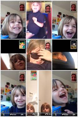 FaceTime Nephew