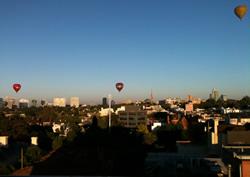 Hot air balloons Melbourne