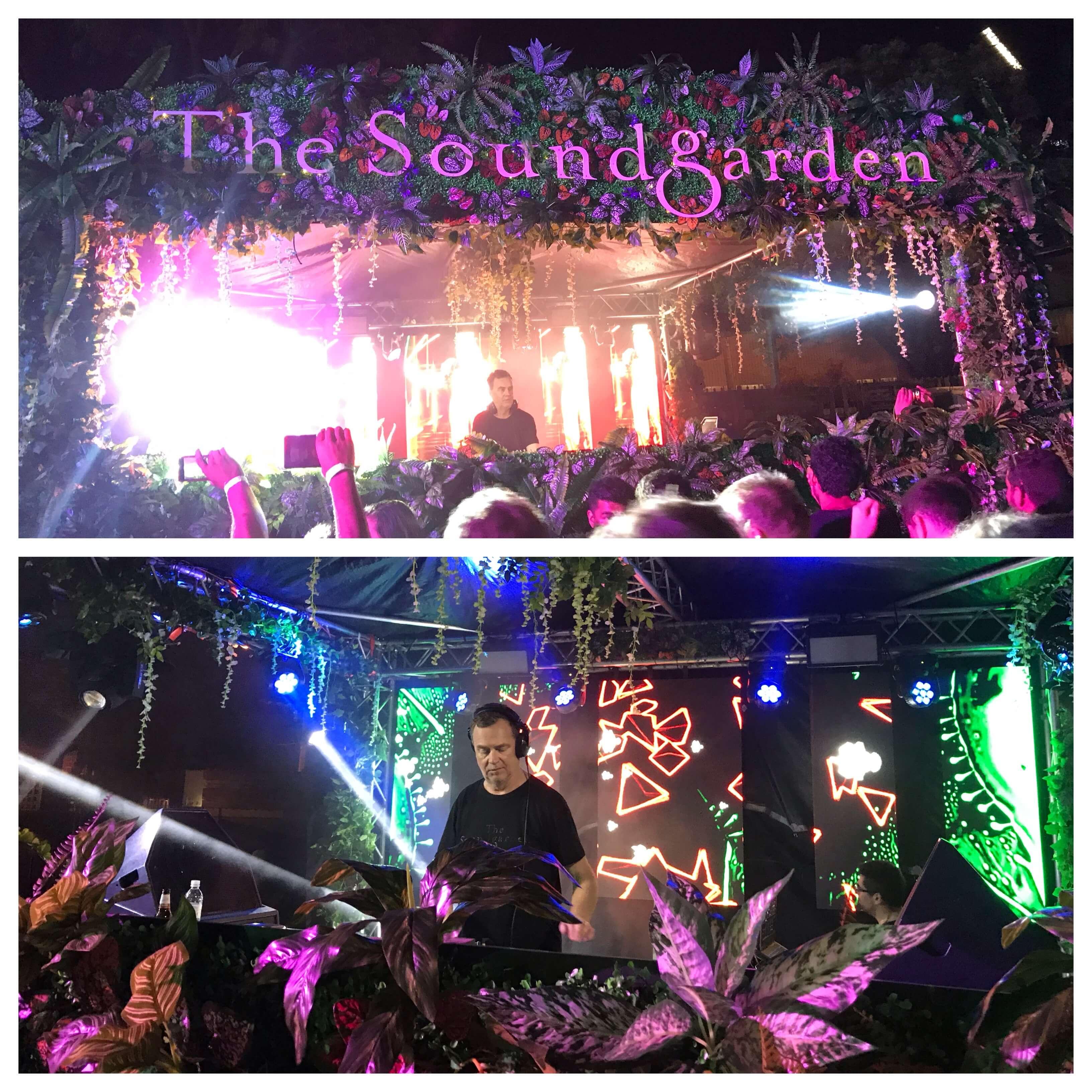 The Soundgarden -Nick Warren & Friends