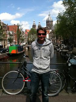 Simon Donn Amsterdam Canal