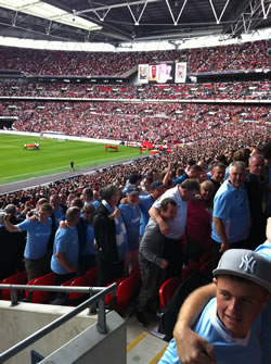 Community Shield Manchester City Pozman