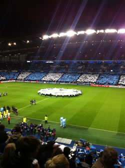 Villarreal,MCFC,champions league