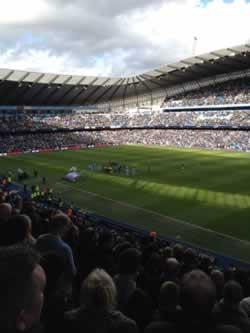 Manchester City, Bolton