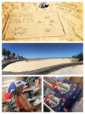 Australia Day Beach