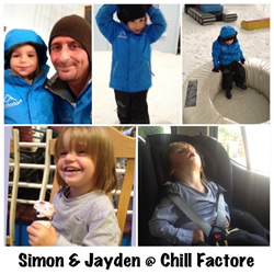 chill factore,snowplay