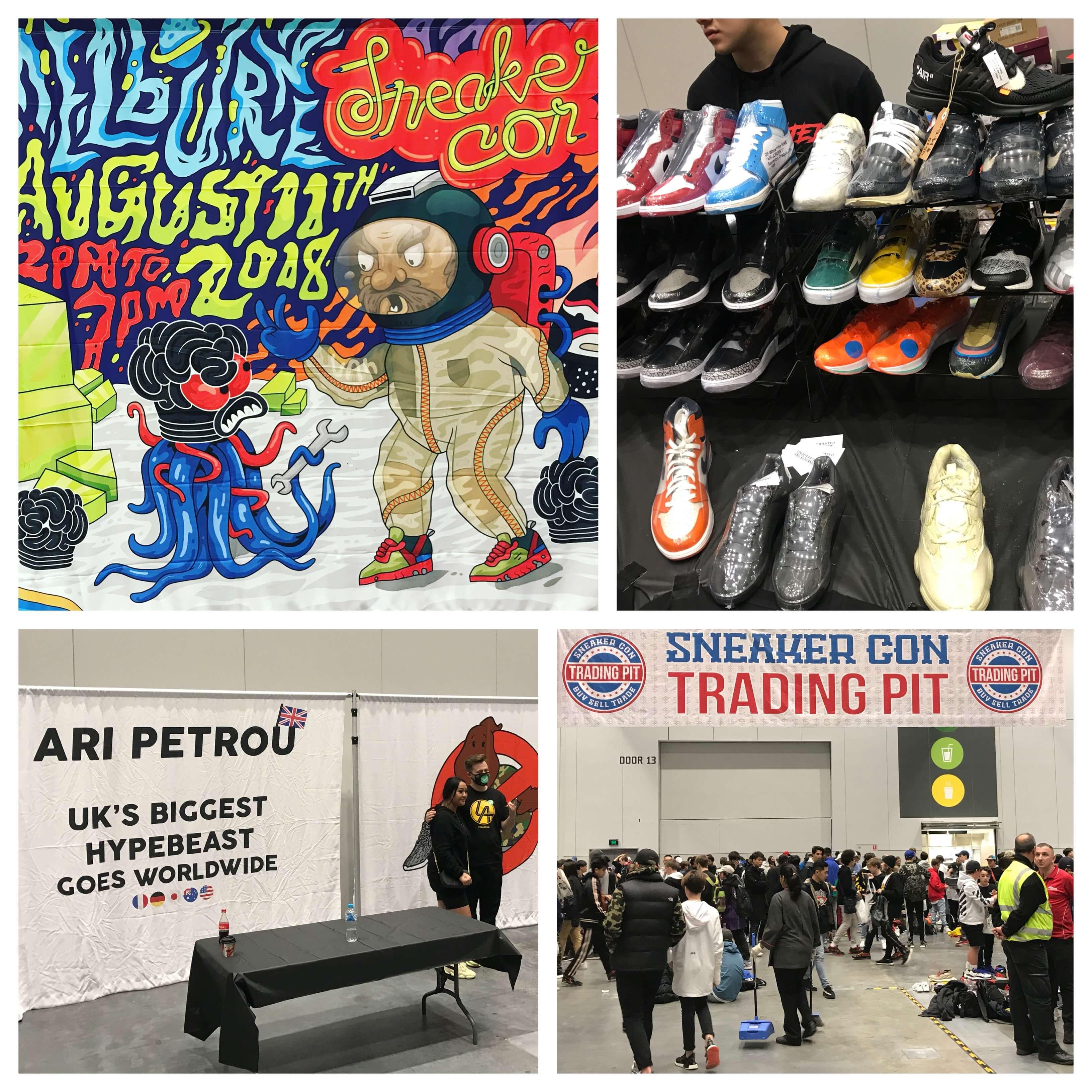 Sneaker Con Melbourne 2018
