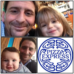 Pizza Express Nephews