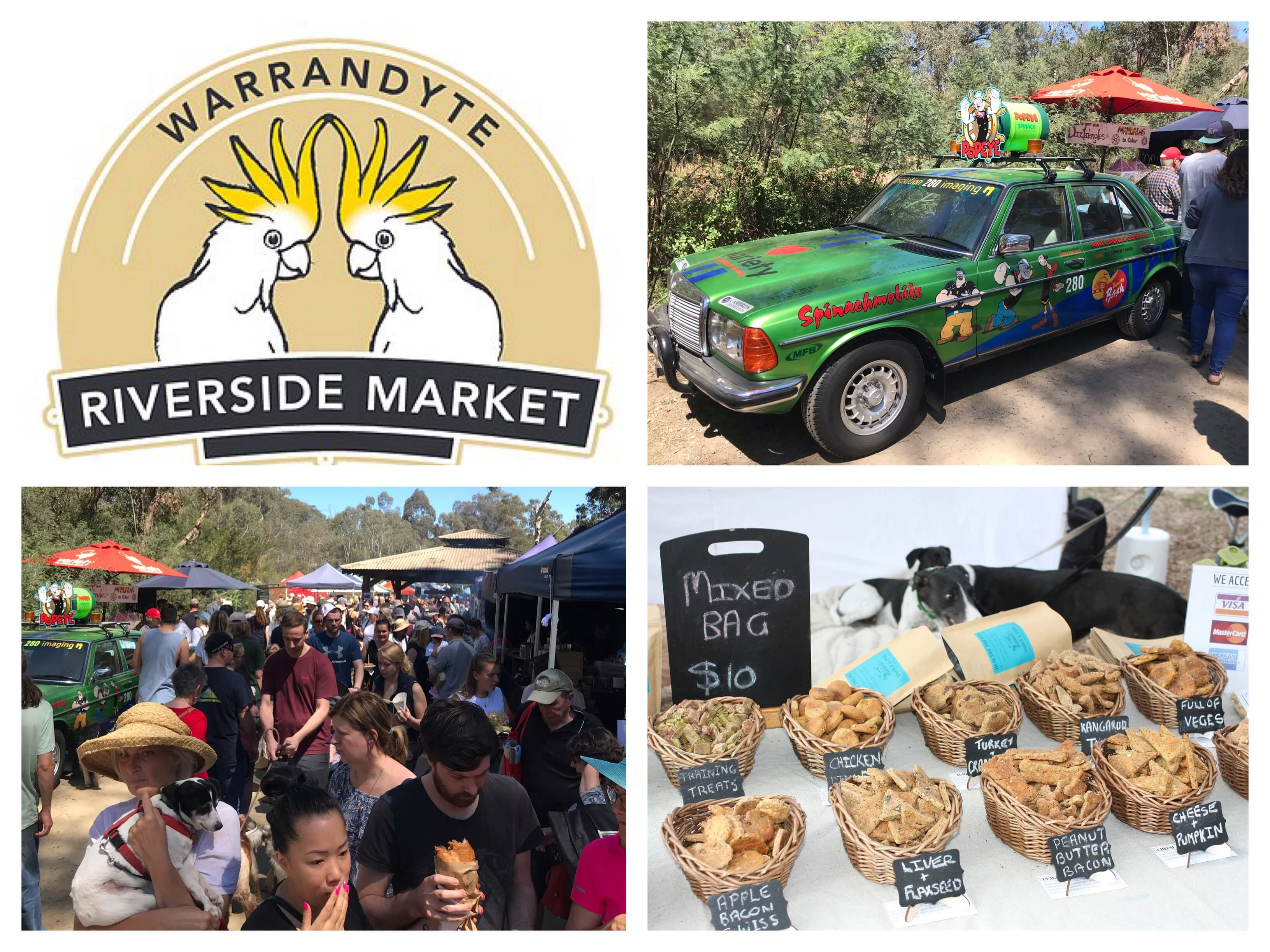 Warrendyte Riverside Market