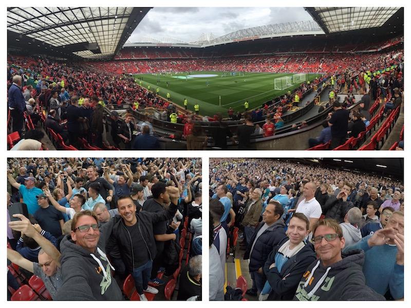 MUFC play MCFC