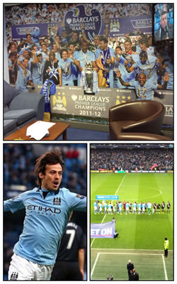 Fulham Manchester City