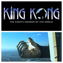 King Kong,musical