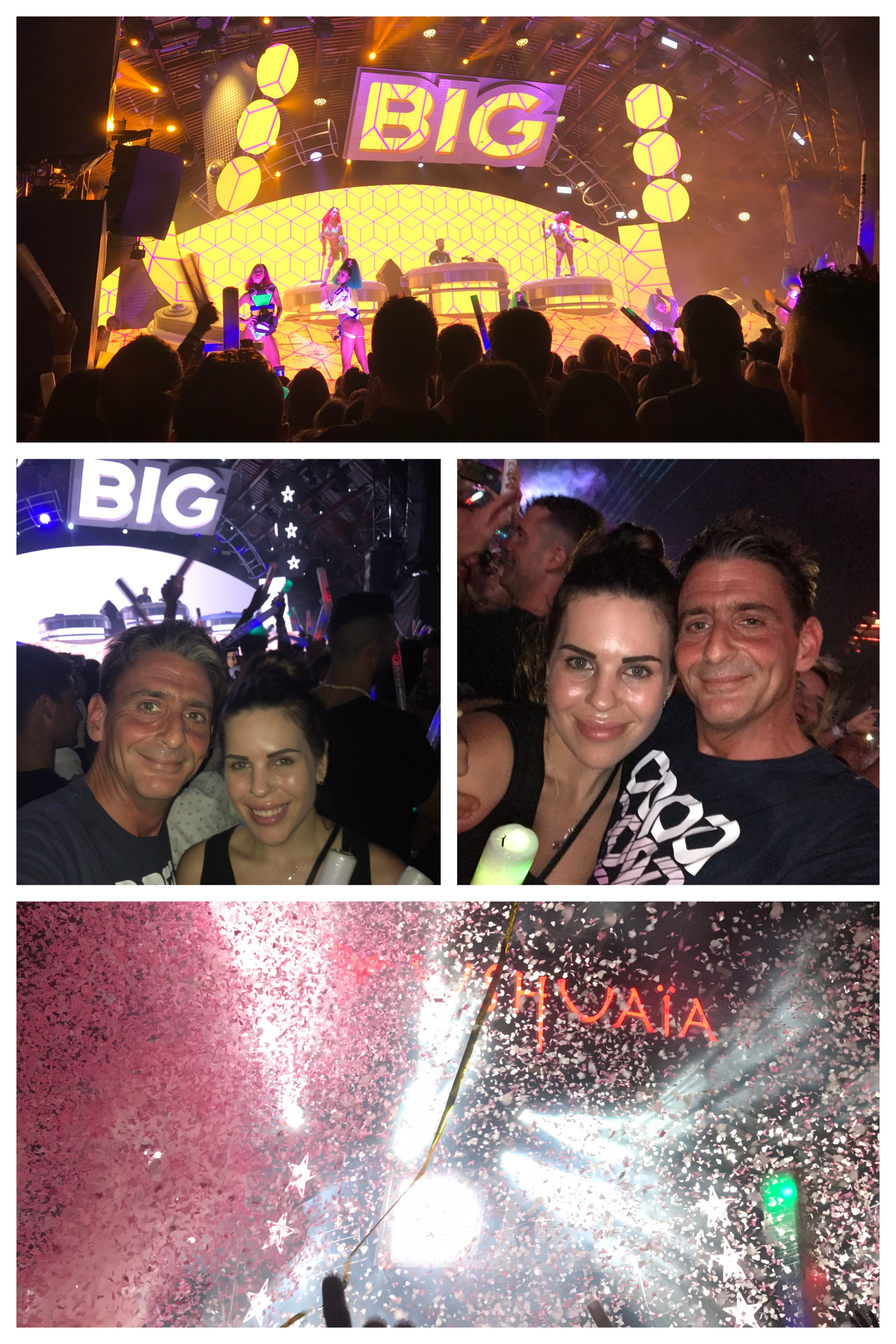BIG by David Guetta at Ushuaïa