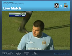 MCFC Live Stream SA