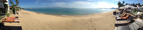Maenam Beach Thailand