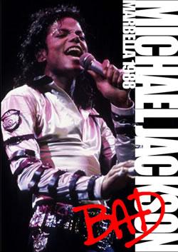 Michael Jackson Marbella 1988