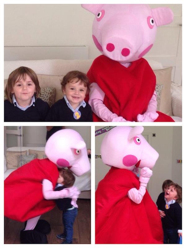 Peppa Pig Jax Birthday