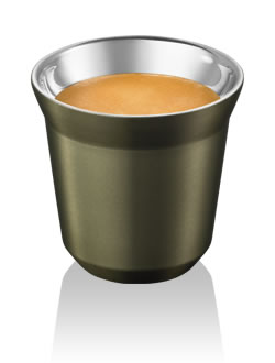 Nespresso espresso cups