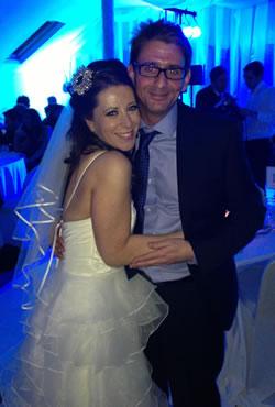zoe and harveys wedding