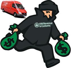 HM Revenue & Customs,ParcelForce,Customs tax,gifts