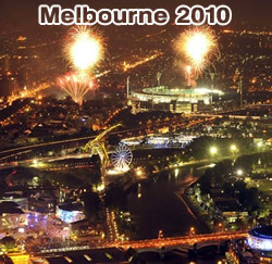 Melbourne NYE 2009
