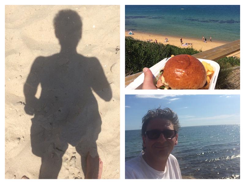 Beach Day at Sandringham Beach