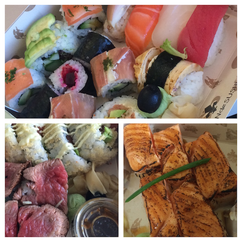 Sushi Mad