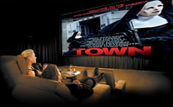 The Town, Gold Class, Ben Affleck